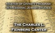 Feinberg Centre - Master of Divinity in Messianic Jewish Studies