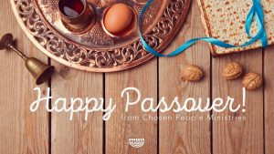 Messiah in the Passover – Happy Passover and Easter season!